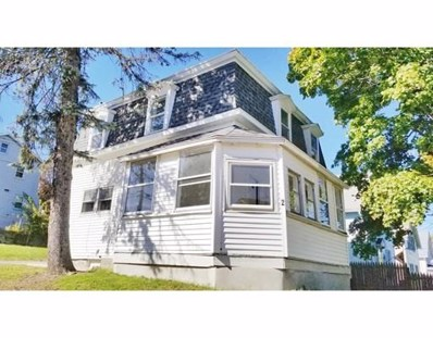 2 Prioulx St, Worcester, MA 01605 - MLS#: 72411245