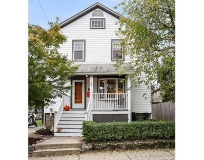 35 Columbia Rd, Medford, MA 02155 - MLS#: 72411255