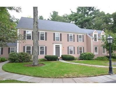 30 Center Village Drive UNIT 30, Concord, MA 01742 - MLS#: 72411300