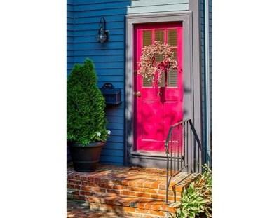 23 Merritt Street, Marblehead, MA 01945 - MLS#: 72411362