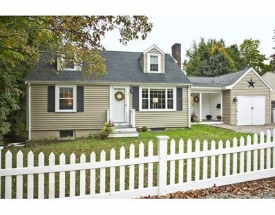 133 Federal St, Weymouth, MA 02188 - MLS#: 72411437