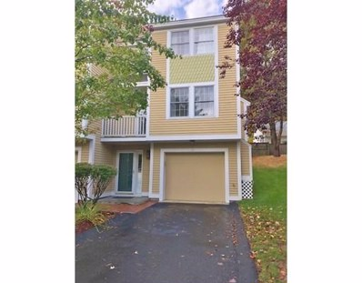 21 Village Way UNIT 21, Holden, MA 01522 - MLS#: 72411633