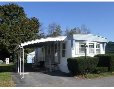 1237 Central Street UNIT 30, Leominster, MA 01453 - MLS#: 72411755