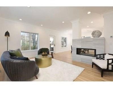 22 Beecher Place UNIT B, Newton, MA 02459 - MLS#: 72411794