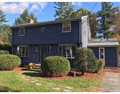 230 Fox Hill Rd, Burlington, MA 01803 - MLS#: 72411887