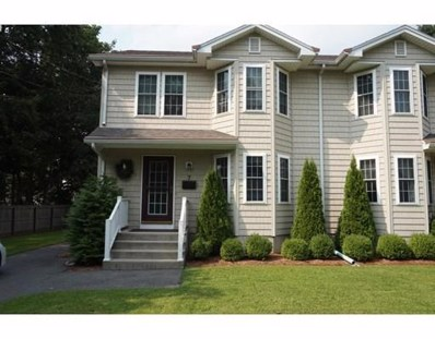 7 Edward Ave UNIT 7, Easthampton, MA 01027 - MLS#: 72411923