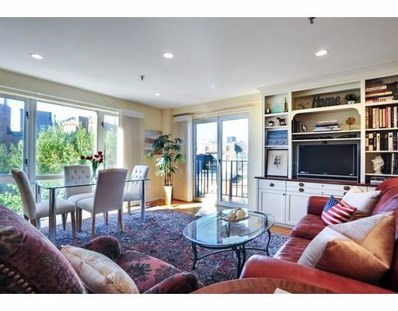 350 North Street UNIT 400, Boston, MA 02113 - MLS#: 72412035