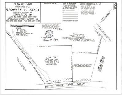 Lot 6 Otter River Rd., Templeton, MA 01468 - MLS#: 72412078