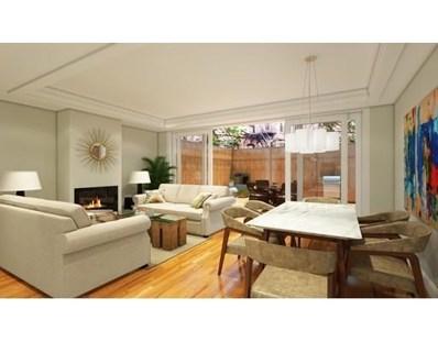 20 Isabella Street UNIT 1, Boston, MA 02116 - MLS#: 72412179