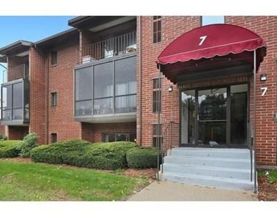221 Oak Street UNIT 7-11, Brockton, MA 02301 - MLS#: 72412187