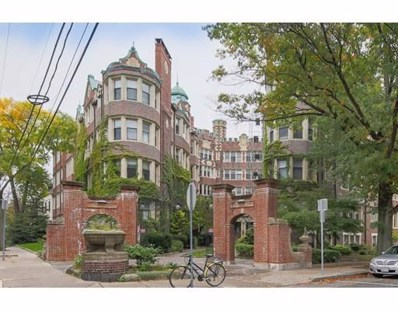 10 Dana Street UNIT 406, Cambridge, MA 02138 - MLS#: 72412221