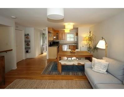 91 Winslow Avenue UNIT 91, Somerville, MA 02144 - MLS#: 72412326