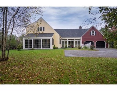 361 Old Littleton Rd, Harvard, MA 01451 - MLS#: 72412350