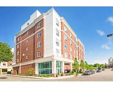 18 Cliveden Street UNIT 502W, Quincy, MA 02169 - MLS#: 72412398