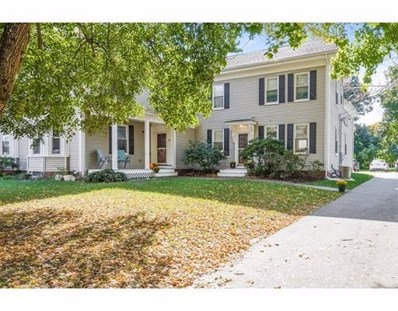 33 South UNIT A, Medfield, MA 02052 - MLS#: 72412427