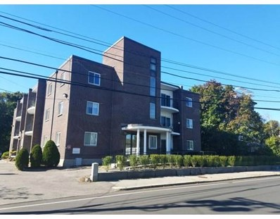 459 Willard Street UNIT 301, Quincy, MA 02169 - MLS#: 72412460