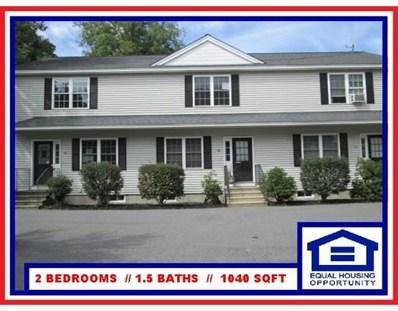 42 Sheridan Street UNIT 42, Fitchburg, MA 01420 - MLS#: 72412872