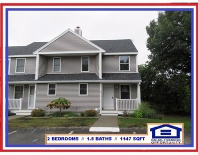 16 Sycamore Drive UNIT 16, Leominster, MA 01453 - MLS#: 72412884