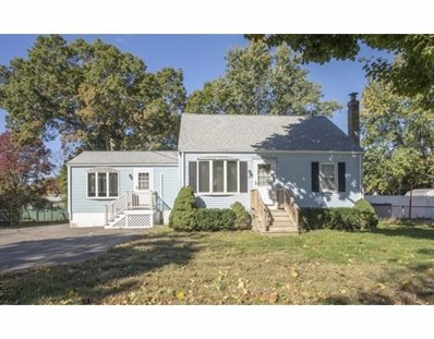 72 Packard Rd, Stoughton, MA 02072 - MLS#: 72412896
