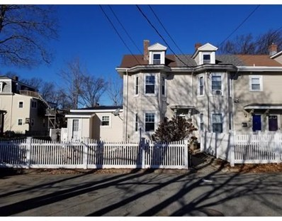 21 Avon Place, Newton, MA 02458 - MLS#: 72412898