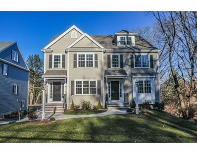 281 West Central UNIT 1, Natick, MA 01760 - MLS#: 72412977
