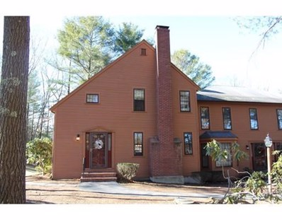 521 West St UNIT 5, Duxbury, MA 02332 - MLS#: 72413010