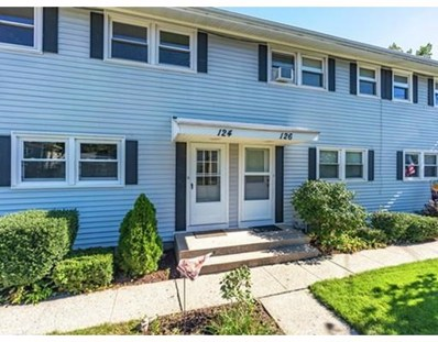 124 Woodbridge Rd UNIT 124, Chicopee, MA 01022 - MLS#: 72413062