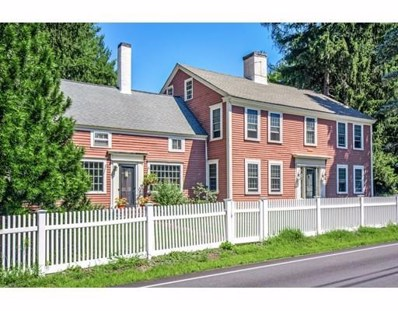 293 Chicopee Row, Groton, MA 01450 - MLS#: 72413149