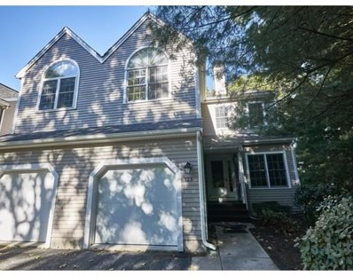 123 Bishops Forest Dr UNIT 123, Waltham, MA 02452 - MLS#: 72413200