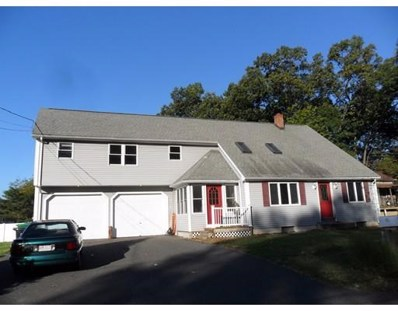 52 David Street, Chicopee, MA 01020 - MLS#: 72413249