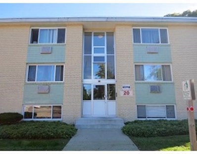 22 Nelson Street UNIT 3D, Randolph, MA 02368 - MLS#: 72413288