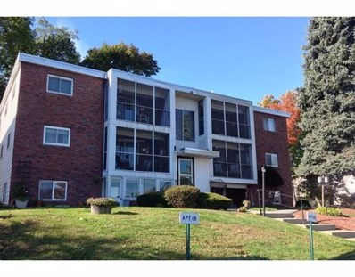148 West St UNIT 4B, Leominster, MA 01453 - MLS#: 72413340