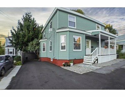 3 Hill St UNIT A, Amesbury, MA 10913 - MLS#: 72413411