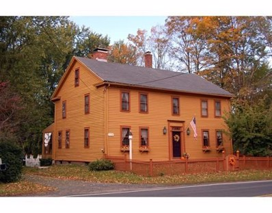 118 Pleasant St, Granby, MA 01033 - MLS#: 72413647