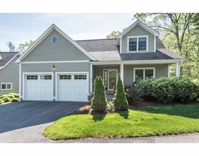 144 Meetinghouse UNIT 144, North Andover, MA 01845 - MLS#: 72413863