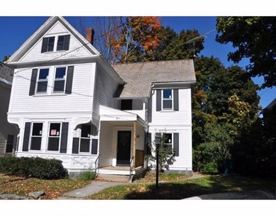 71 Charles, Fitchburg, MA 01420 - MLS#: 72413882