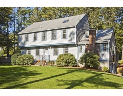 7 Cordwood Path, Duxbury, MA 02332 - MLS#: 72414153