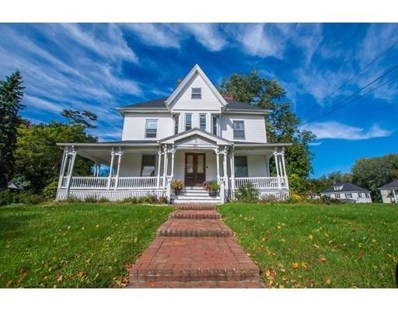 311 Somerset Ave, Taunton, MA 02780 - MLS#: 72414504