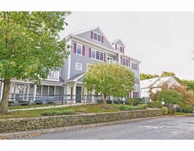 22 Maple St UNIT K, Canton, MA 02021 - MLS#: 72414675