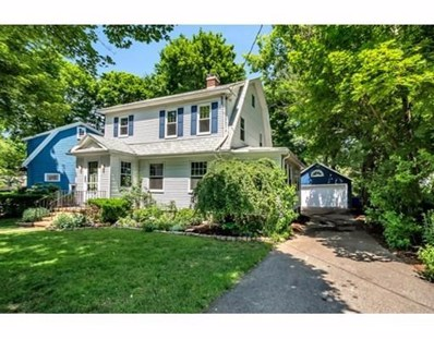 22 Furbush Ave, Newton, MA 02465 - MLS#: 72414804