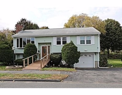 24 Sheffield Drive, Peabody, MA 01960 - MLS#: 72414970