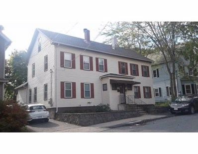 13 Falmouth St, Worcester, MA 01607 - MLS#: 72415061