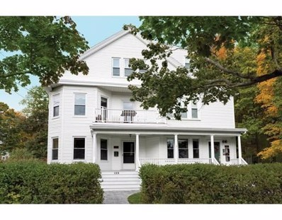 123 Norwood Ave UNIT 1, Newton, MA 02460 - MLS#: 72415081