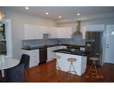 16 East Cottage Street UNIT 1, Boston, MA 02125 - MLS#: 72415241