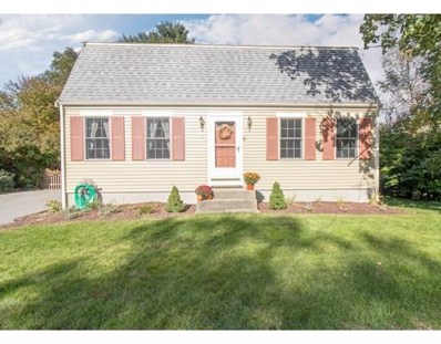 5 Jester Way, Plymouth, MA 02360 - MLS#: 72415482