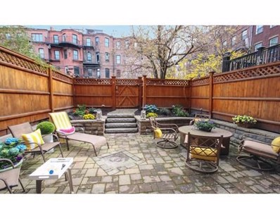 3 Wellington Street UNIT 1, Boston, MA 02118 - MLS#: 72415570