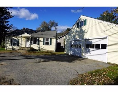 199 Park St, North Reading, MA 01864 - MLS#: 72416415