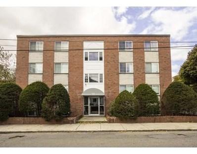 12 Woodland UNIT 25, Everett, MA 02149 - MLS#: 72416430