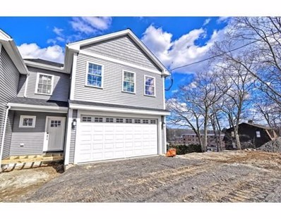 114 Alpine Place UNIT 114, Franklin, MA 02038 - MLS#: 72416545