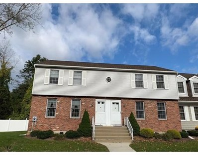 283 Fuller Road UNIT M, Chicopee, MA 01020 - MLS#: 72416547
